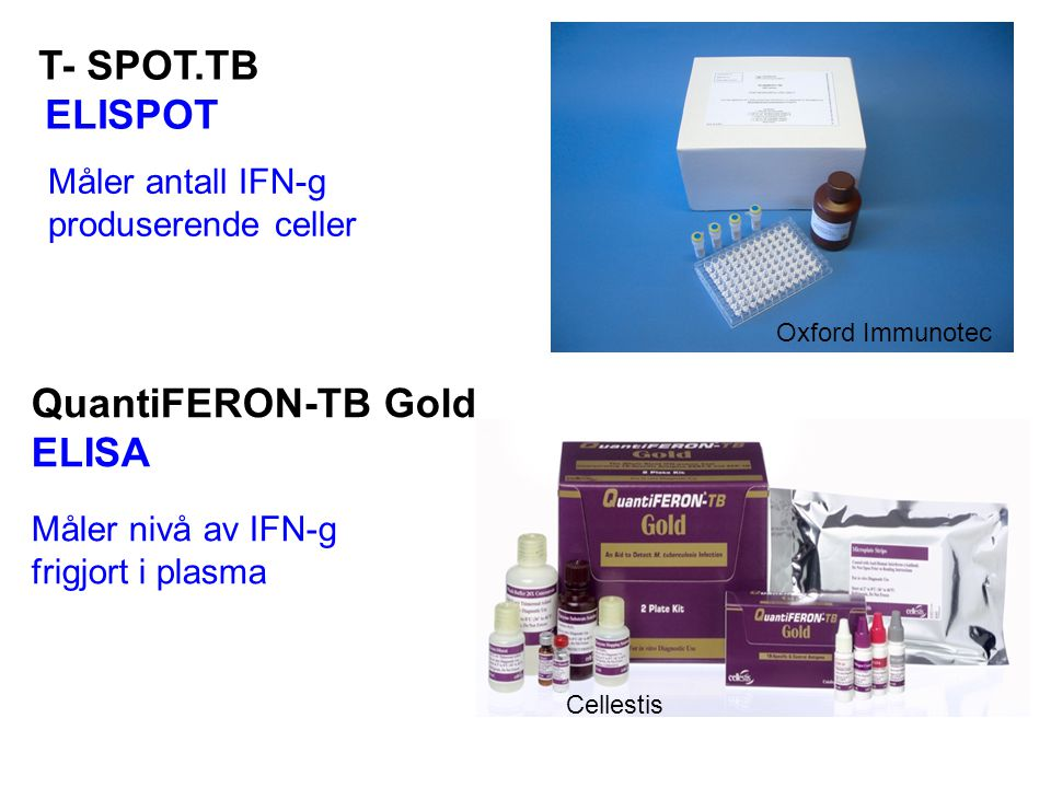 QuantiFERON-TB Gold ELISA