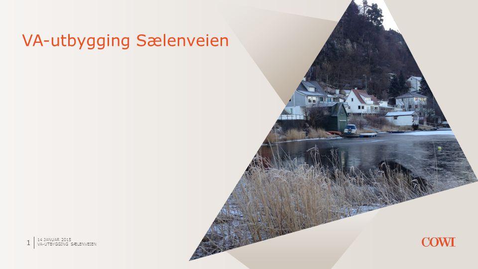 VA-utbygging Sælenveien