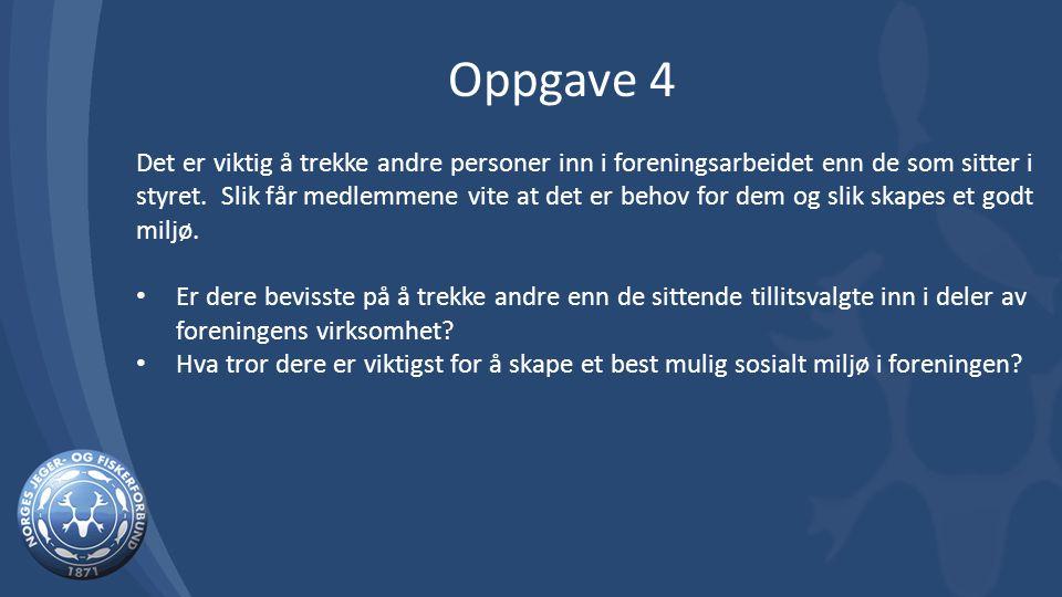 Oppgave 4