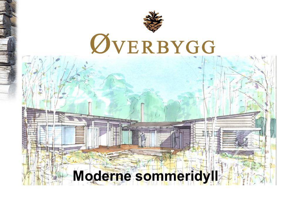 Moderne sommeridyll
