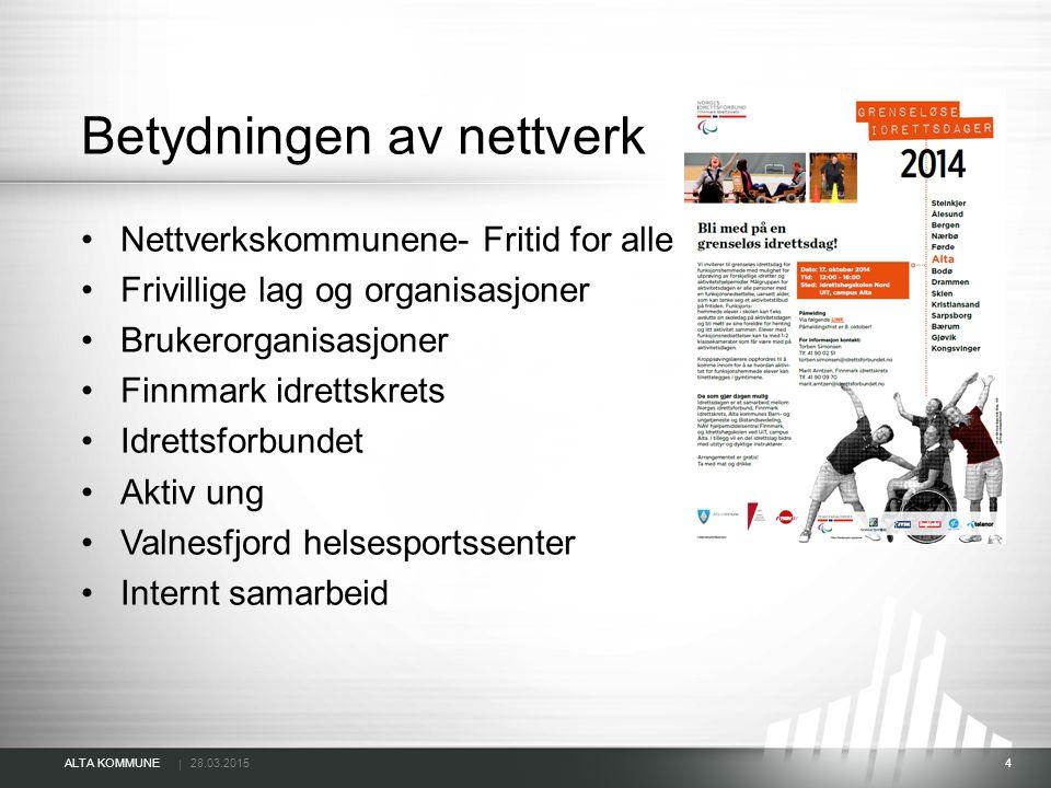 Betydningen av nettverk