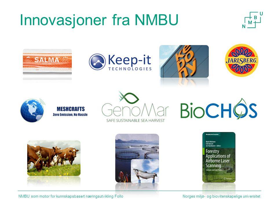 Innovasjoner fra NMBU Meshcraft-startet som studentbedrift (Åsmund Møll Frengstad)