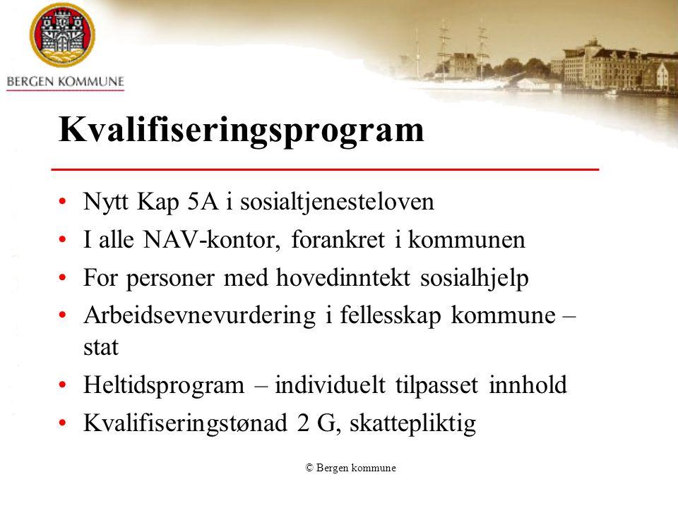 Kvalifiseringsprogram