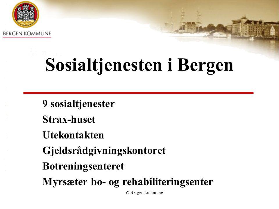 Sosialtjenesten i Bergen