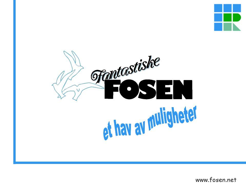 et hav av muligheter www.fosen.net