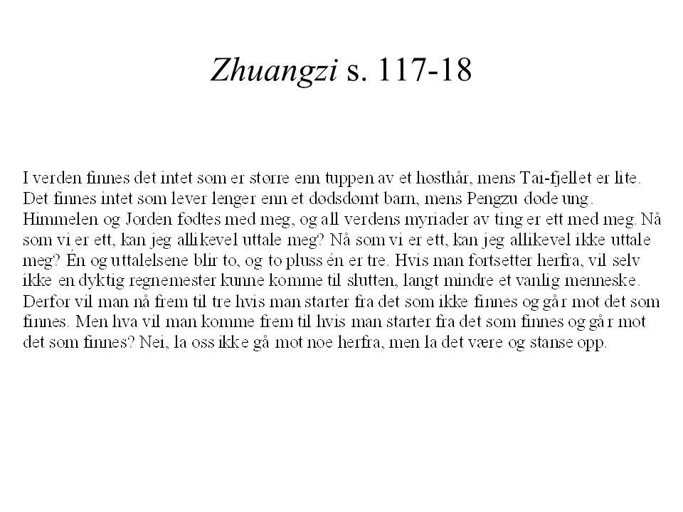 Zhuangzi s. 117-18