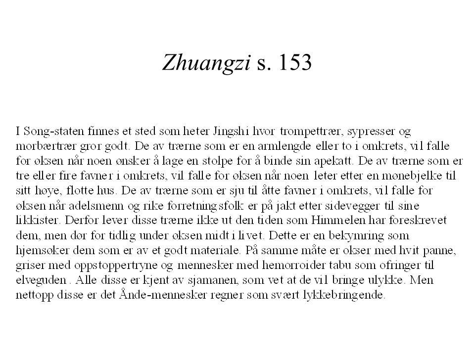 Zhuangzi s. 153