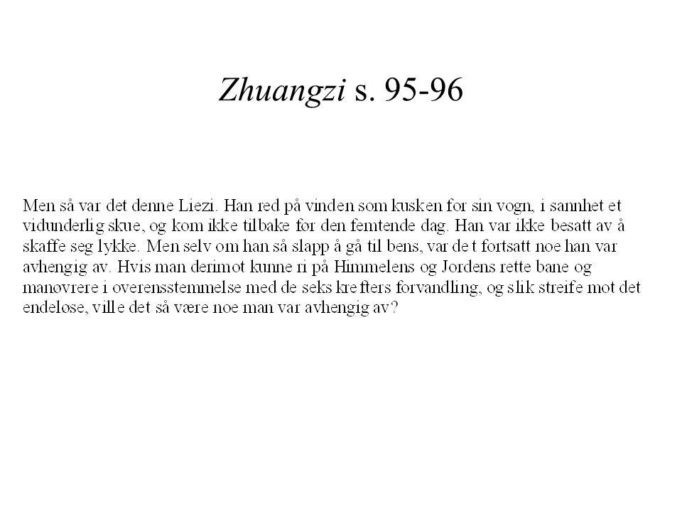 Zhuangzi s. 95-96