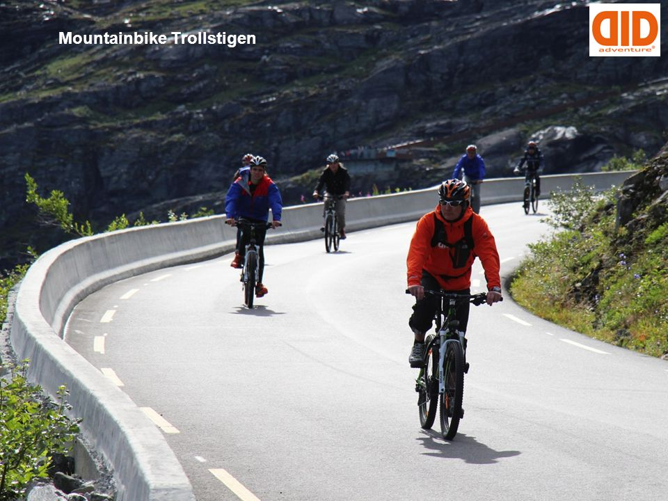 Mountainbike Trollstigen