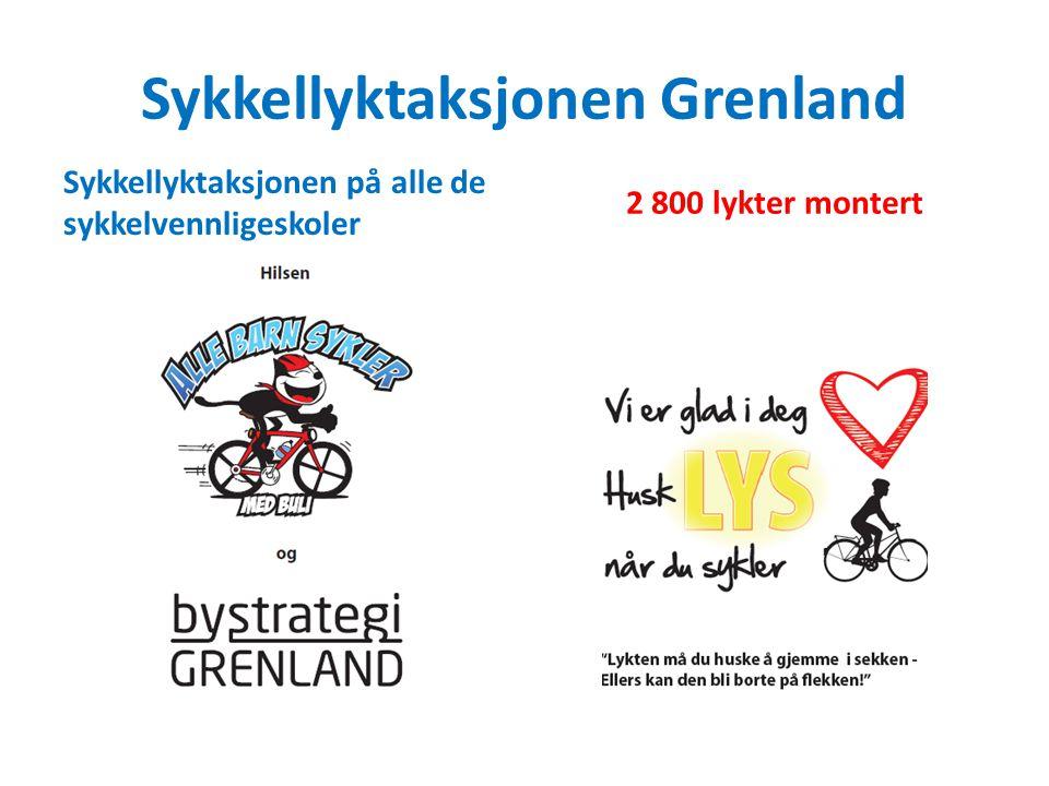 Sykkellyktaksjonen Grenland
