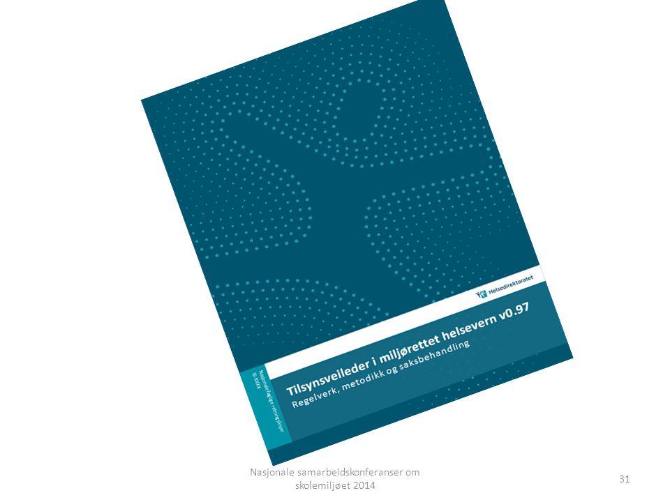 Nasjonale samarbeidskonferanser om skolemiljøet 2014