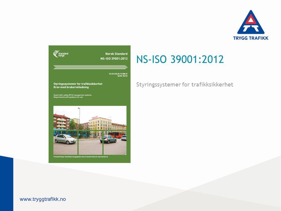 Styringssystemer for trafikksikkerhet