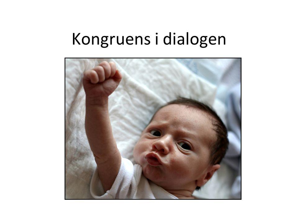 Kongruens i dialogen