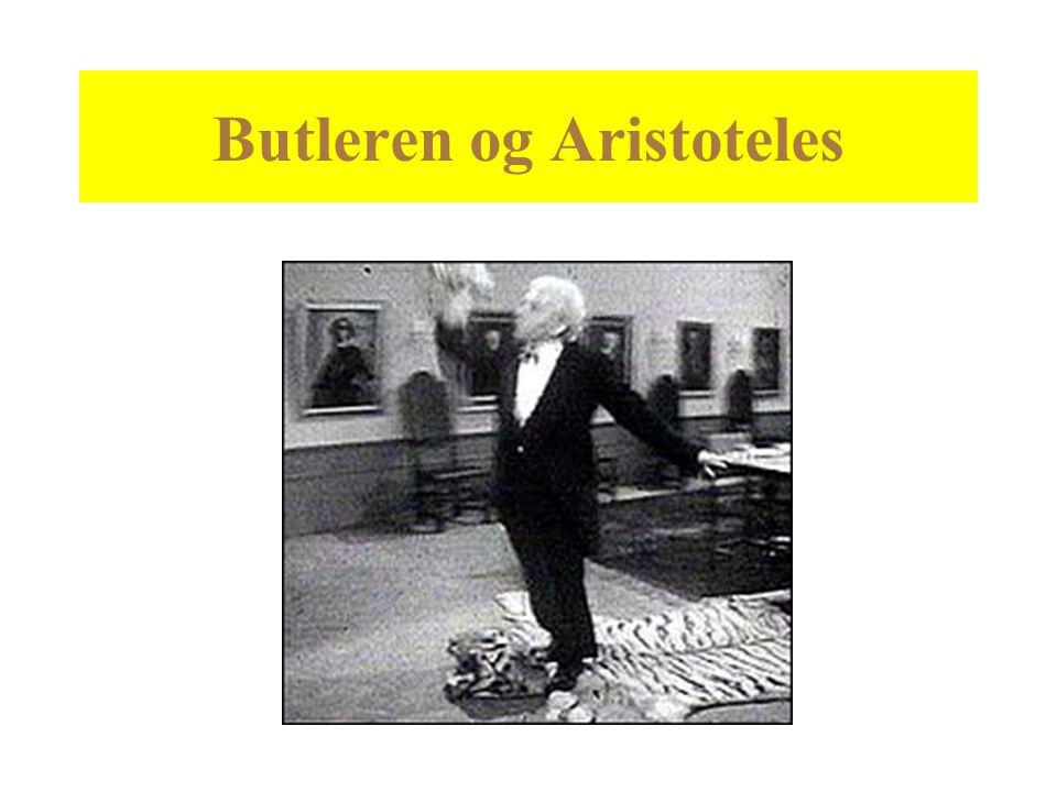 Butleren og Aristoteles
