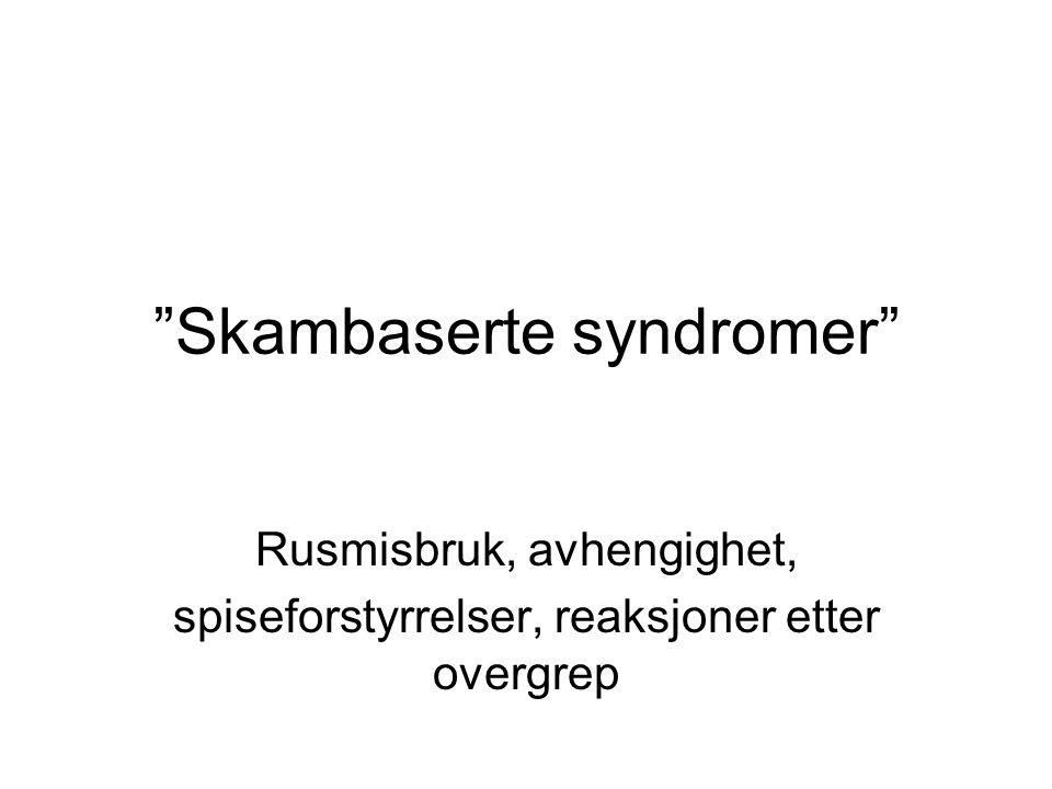 Skambaserte syndromer