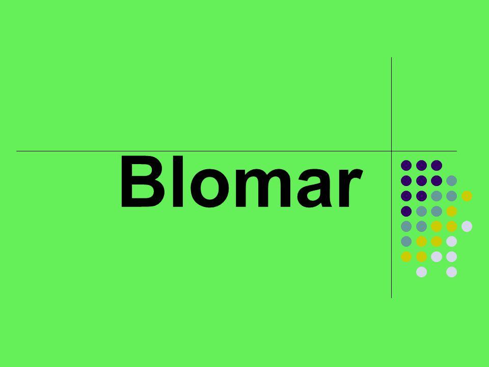 Blomar