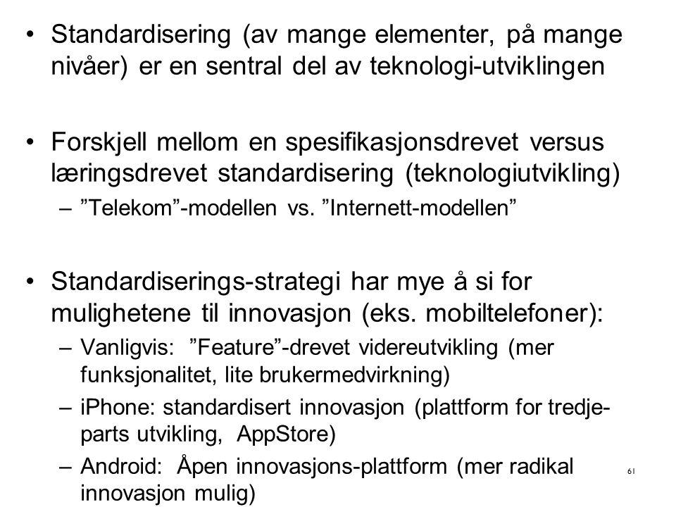 Internett-standarder