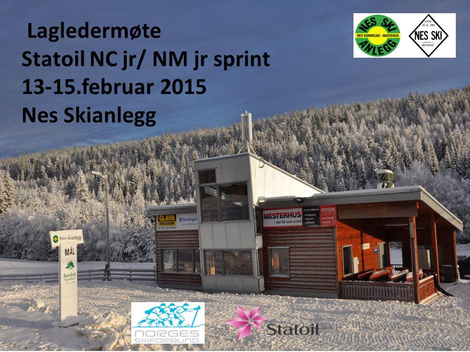 Statoil Norgescup junior Nes skianlegg