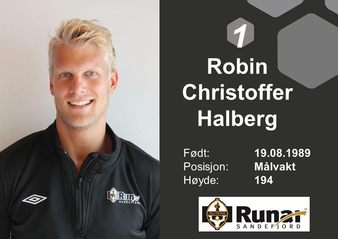 Robin Christoffer Halberg