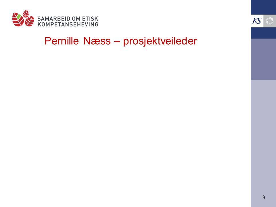 Pernille Næss – prosjektveileder