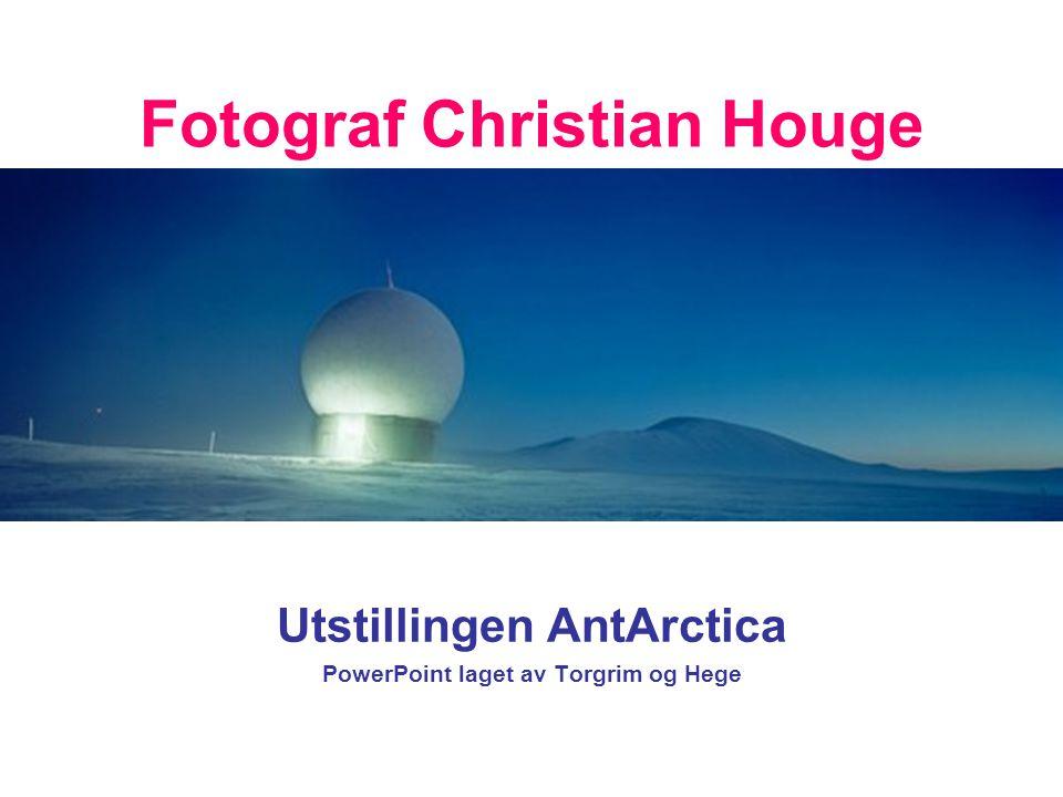 Fotograf Christian Houge