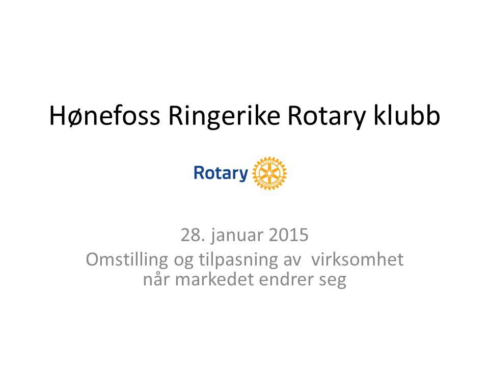 Hønefoss Ringerike Rotary klubb
