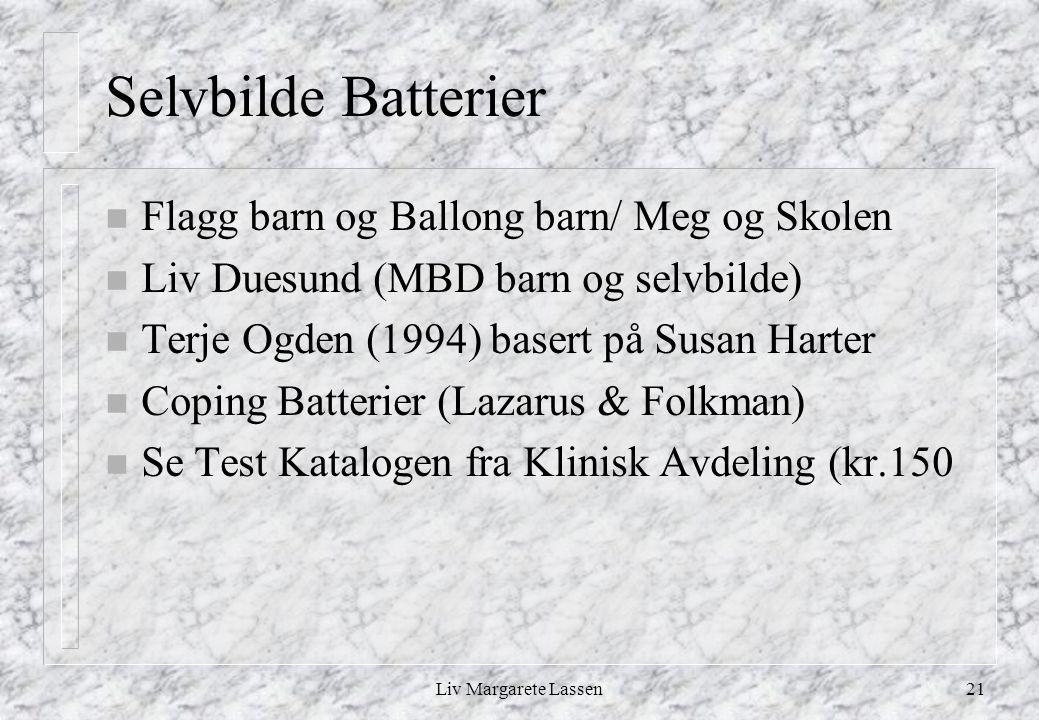 Selvbilde Batterier Flagg barn og Ballong barn/ Meg og Skolen