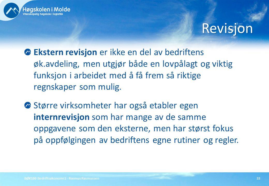 Revisjon