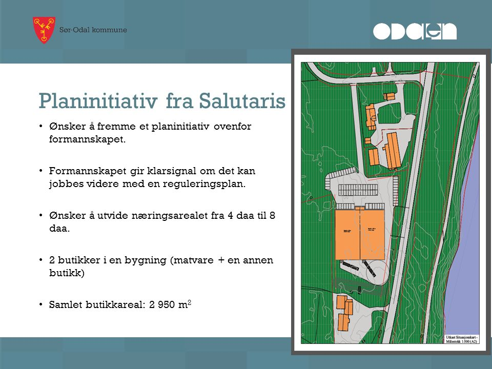 Planinitiativ fra Salutaris