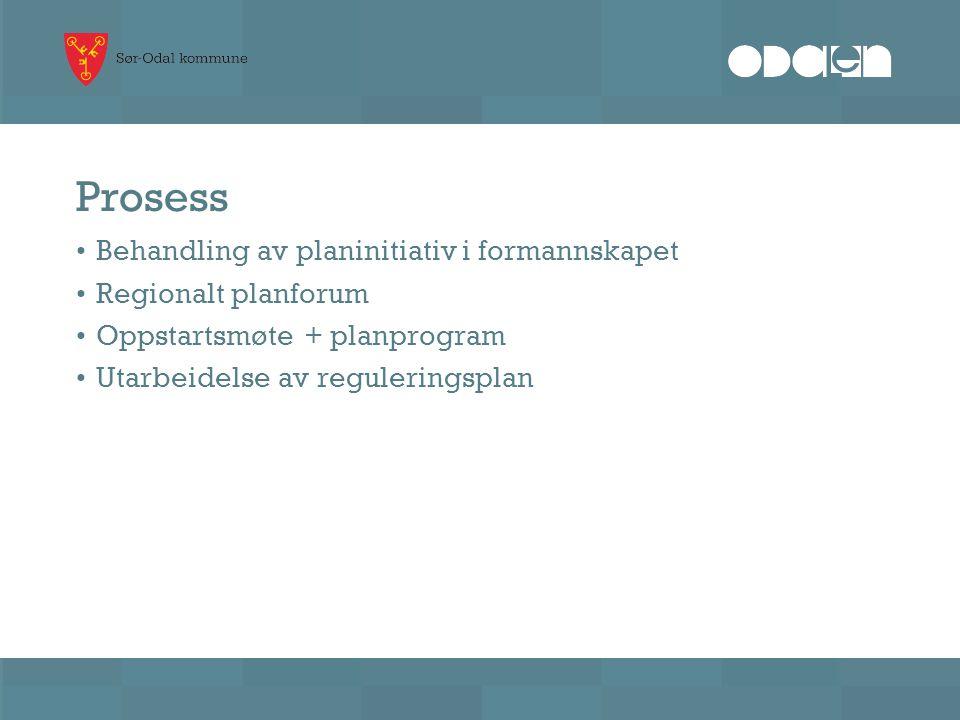 Prosess Behandling av planinitiativ i formannskapet