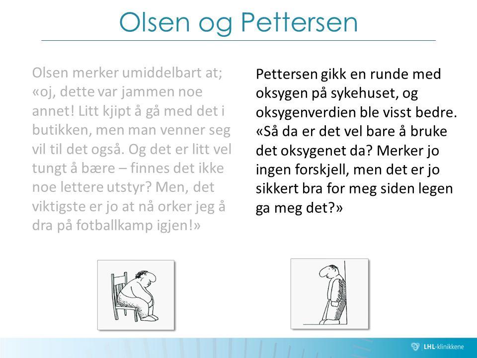 Olsen og Pettersen