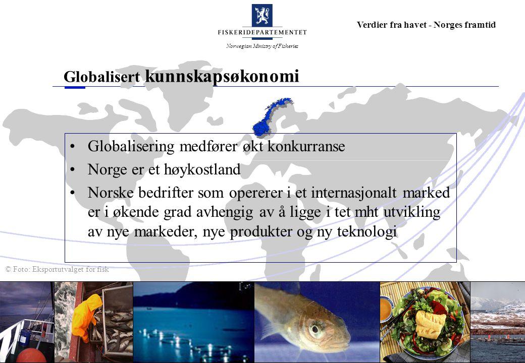 Globalisert kunnskapsøkonomi