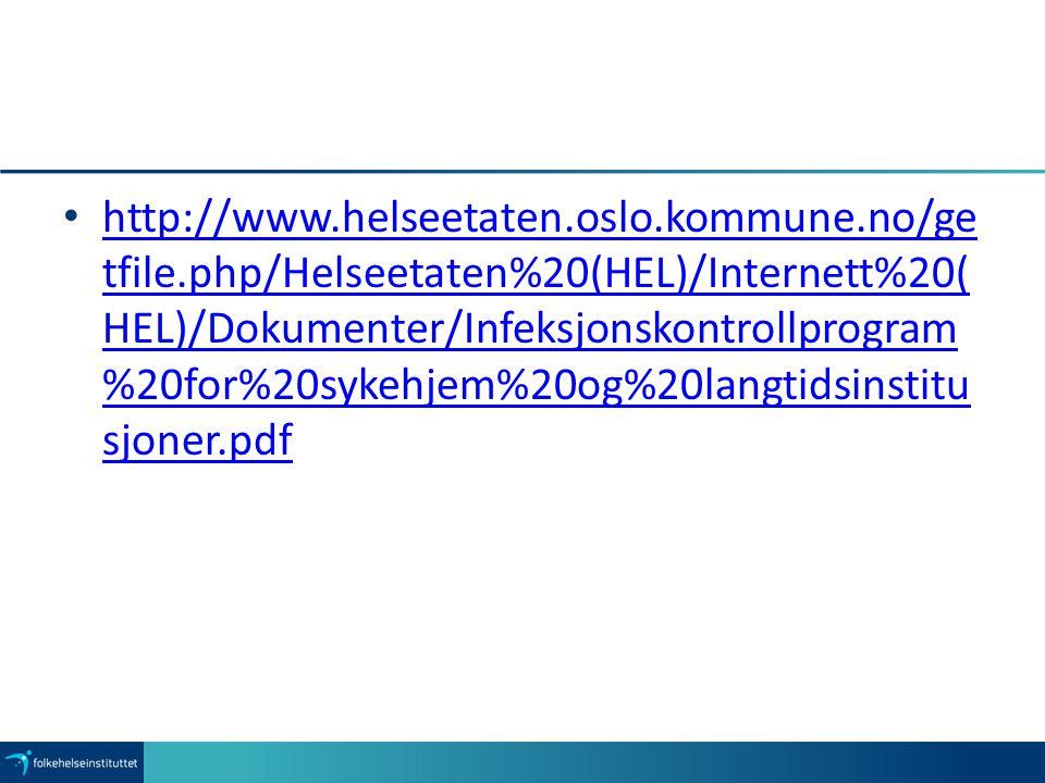 http://www. helseetaten. oslo. kommune. no/getfile