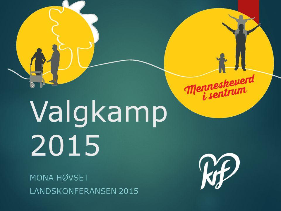 Mona Høvset landskonferansen 2015