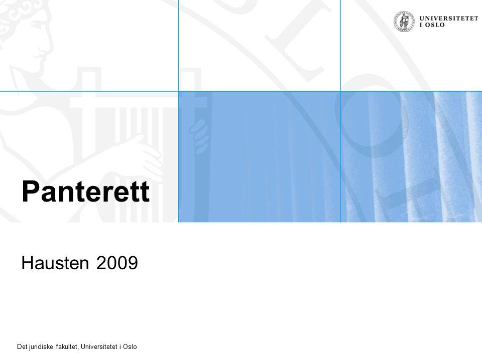 Panterett Hausten 2009