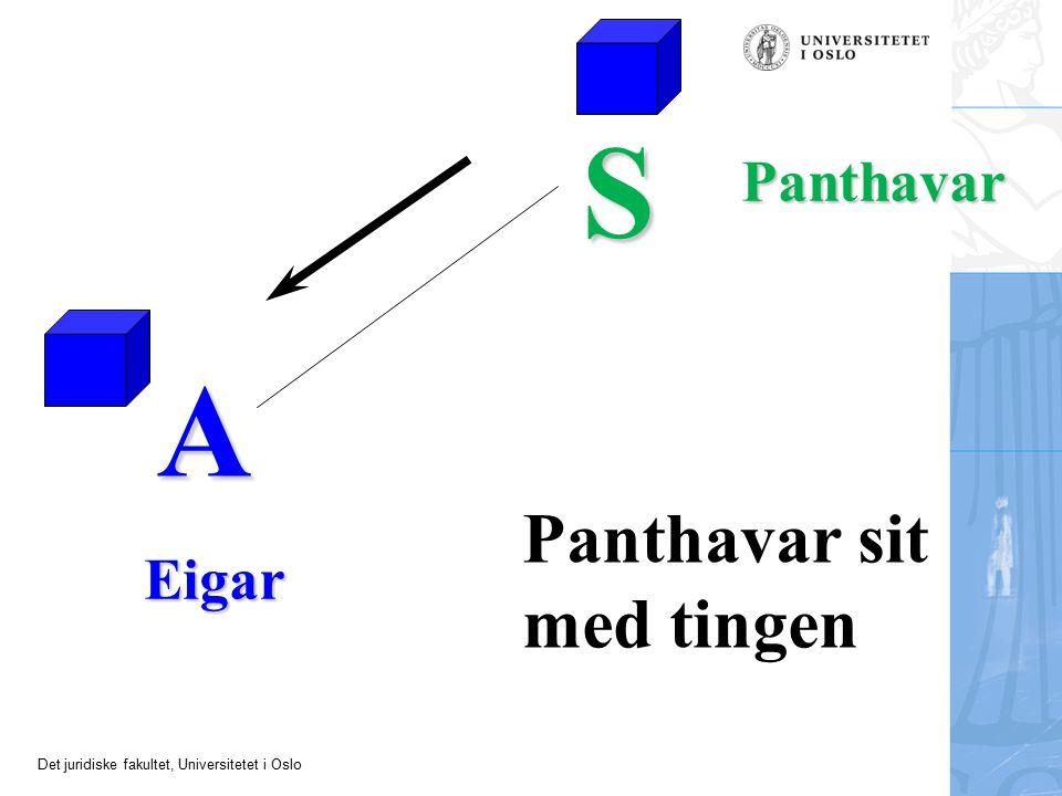 S Panthavar A Panthavar sit med tingen Eigar