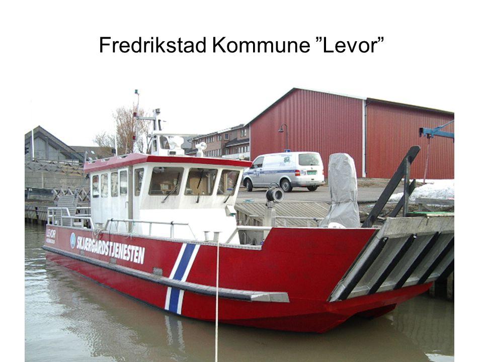 Fredrikstad Kommune Levor