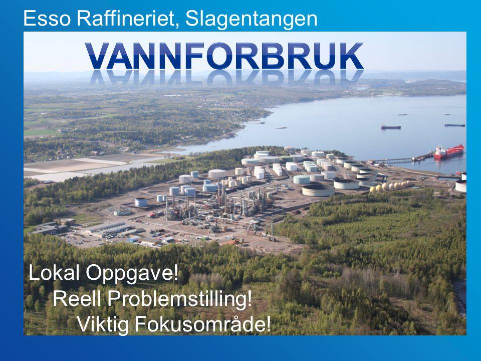 Esso Raffineriet, Slagentangen