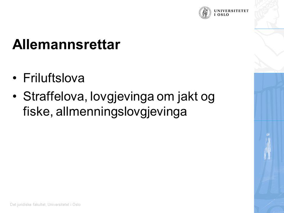 Allemannsrettar Friluftslova