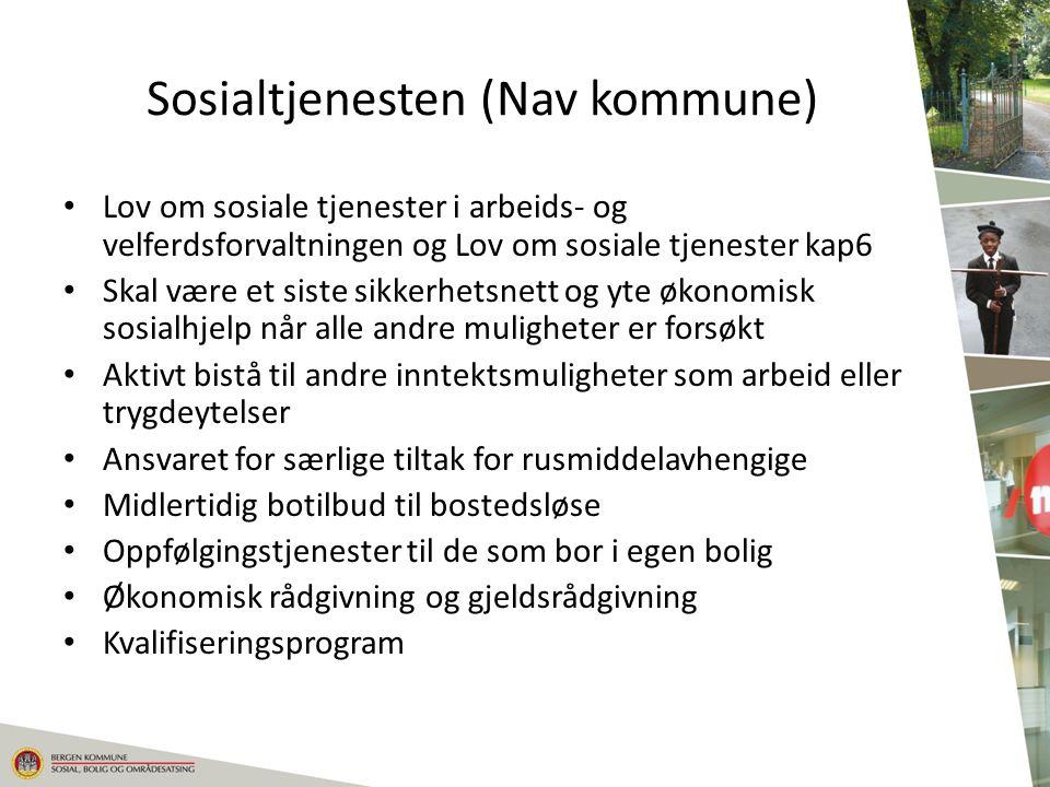 Sosialtjenesten (Nav kommune)