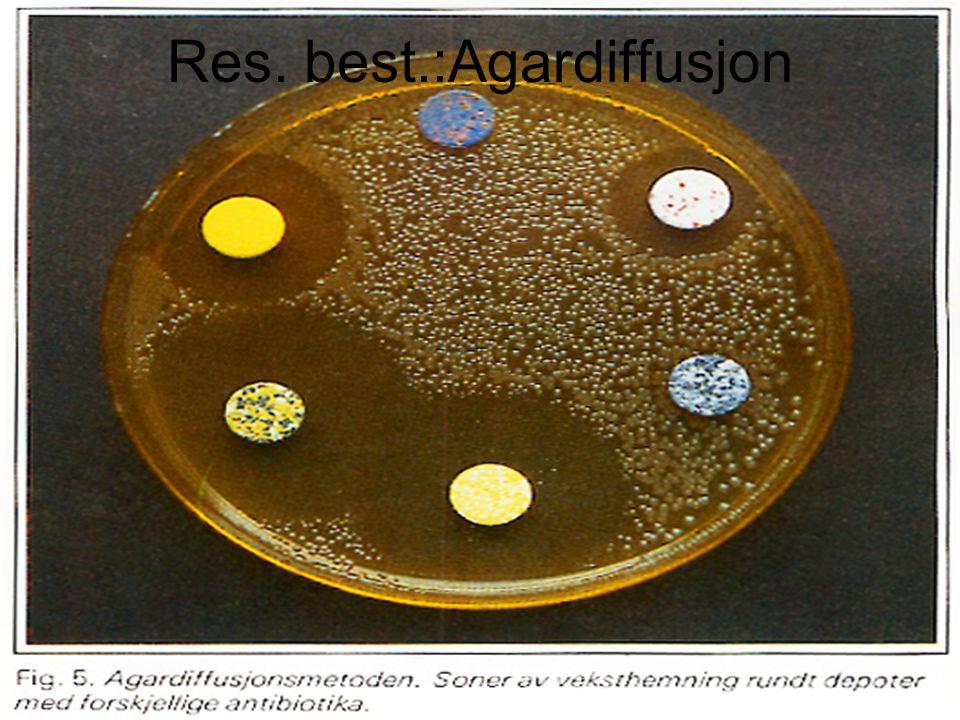 Res. best.:Agardiffusjon
