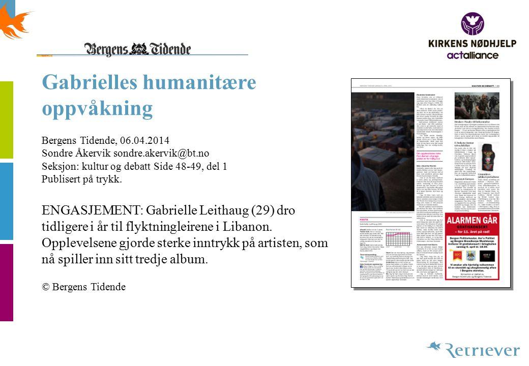 © Bergens Tidende