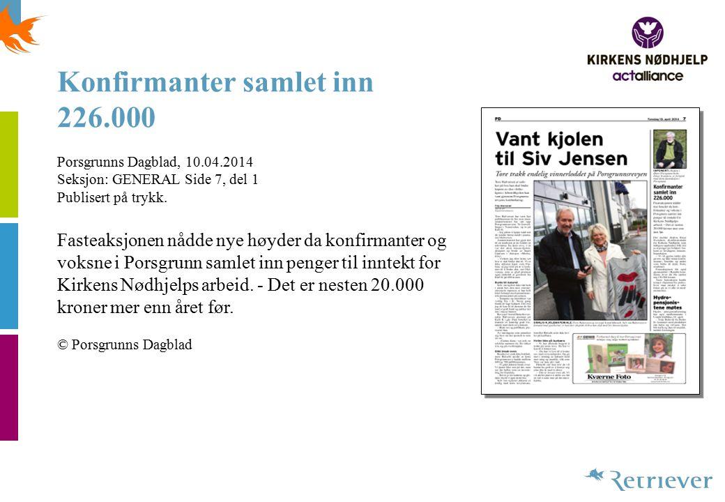 © Porsgrunns Dagblad