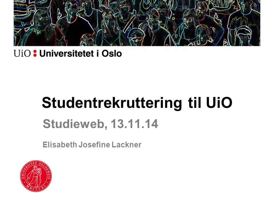Studieweb, 13.11.14 Elisabeth Josefine Lackner
