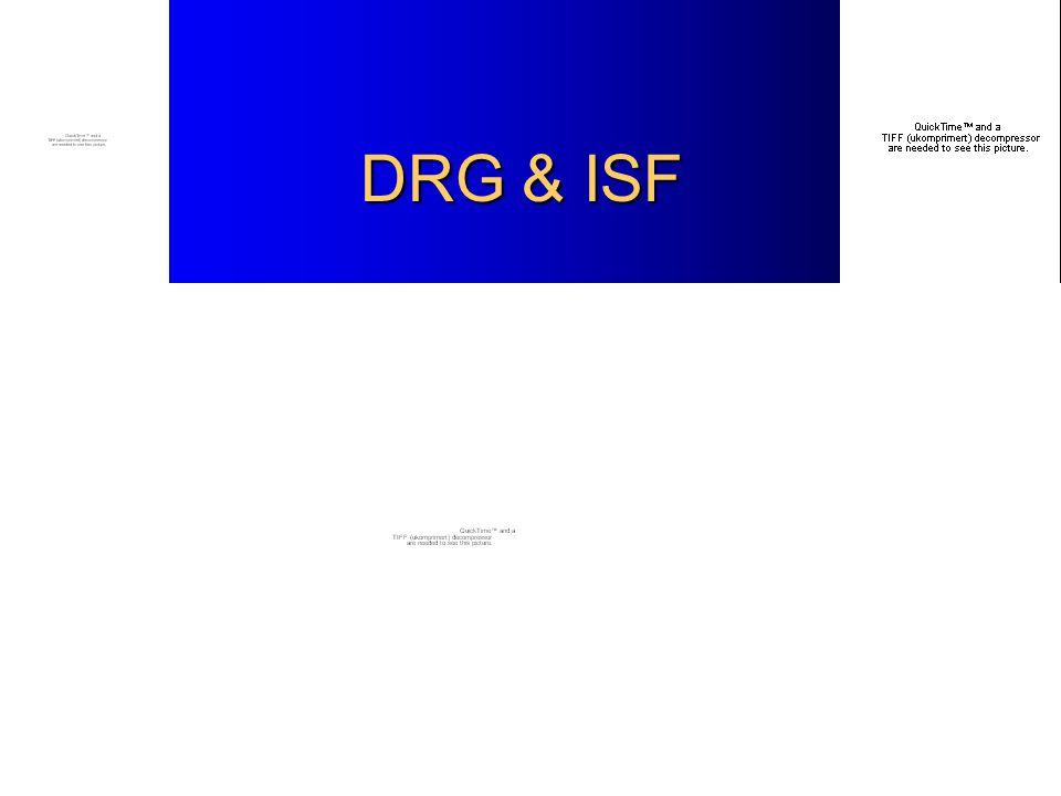 DRG & ISF