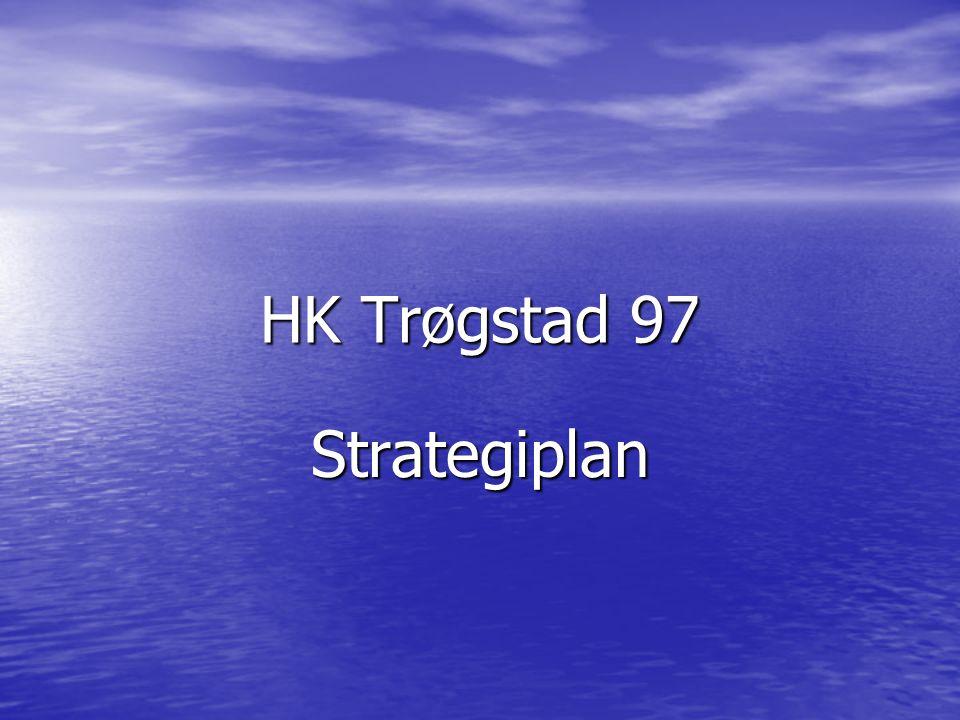 HK Trøgstad 97 Strategiplan
