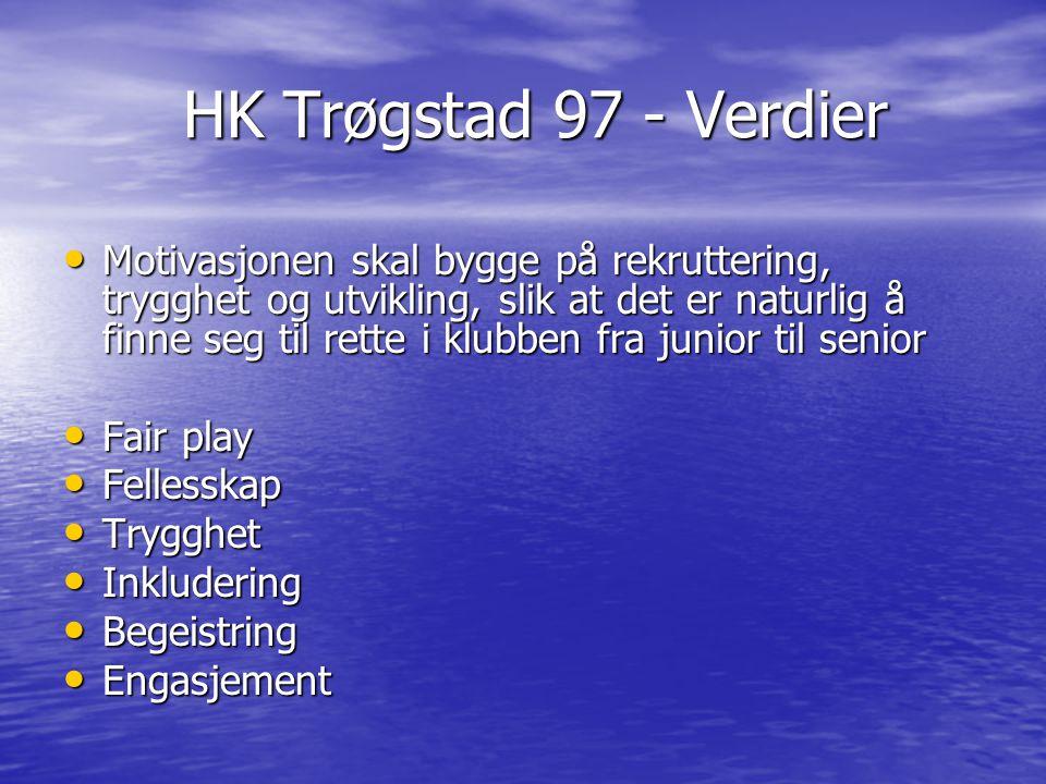HK Trøgstad 97 - Verdier