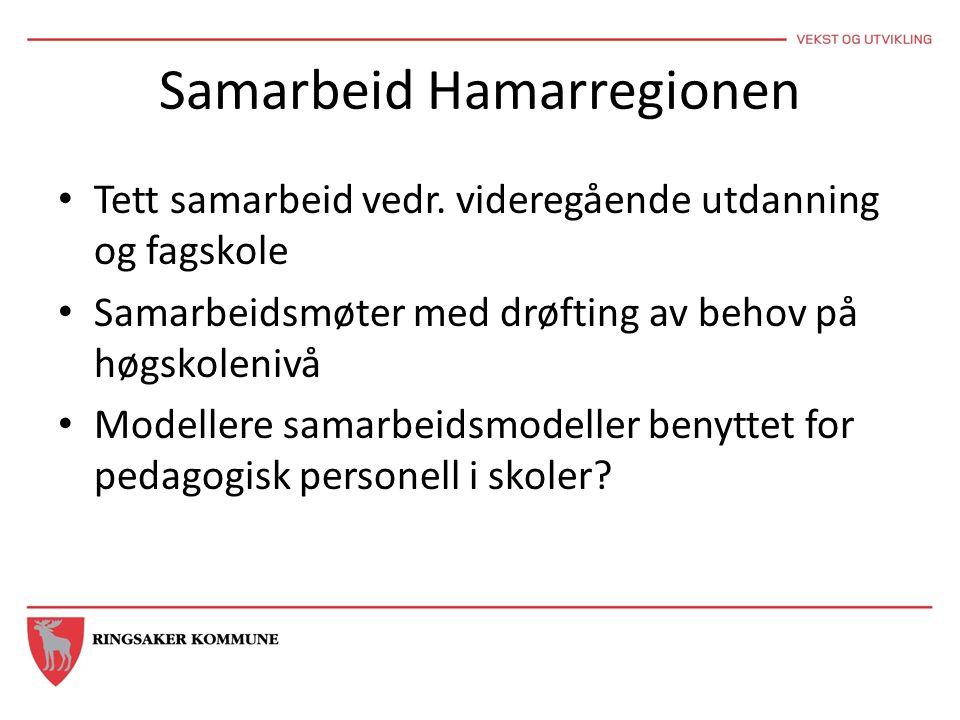 Samarbeid Hamarregionen