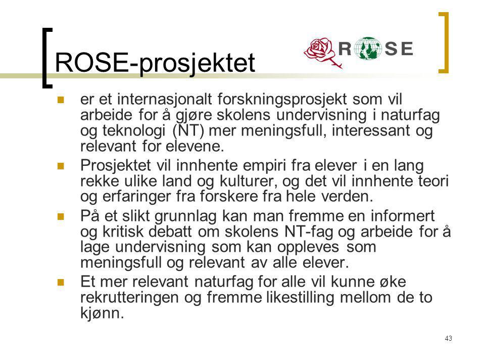 ROSE-prosjektet