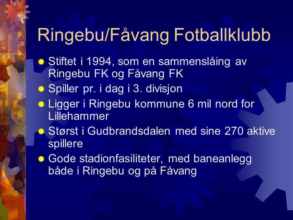 Ringebu/Fåvang Fotballklubb